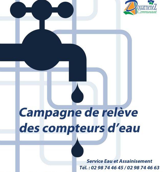 campagne relève eau