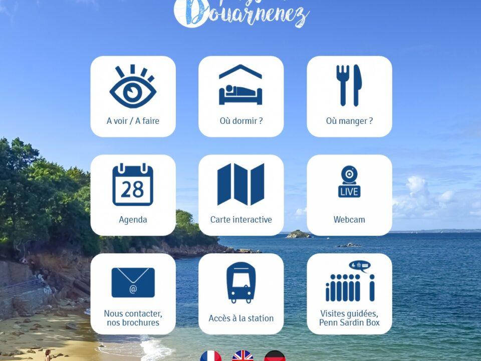 Office de tourisme Pays de Douarnenez
